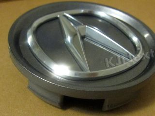 Genuine Acura Chrome Wheel Rim Cap Center Cap MDX RDX RL TL TSX ZDX RSX CL