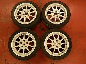 "JDM 16"" Honda Acura Integra Type R 5x114 3 16x7 0JJ Offset 50 Wheels Rims"