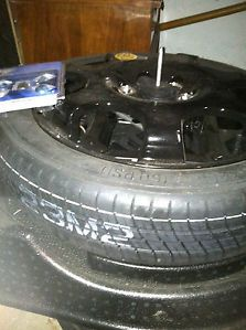 Cadillac SRX Spare Wheel Kit Tire