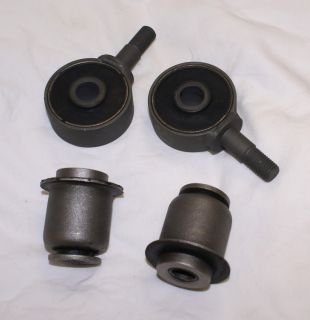 Maserati 3500 GT 3500GT Vignale Four Piece Engine Mount Set