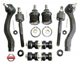 Suspension Parts Honda Civic CRX Tie Rods Rack Ends Lower Ball Joints Sway Bar