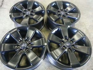 "3833 Ford F150 Expedition 20"" Black Alloy OE Factory Wheels Rims FX"