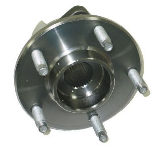 Rear Wheel Hub Bearing Assembly