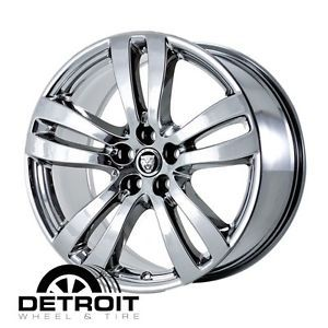 Jaguar XJ XJL PVD Bright Chrome Wheels Factory Rim 59874 Exchange 2010 2013