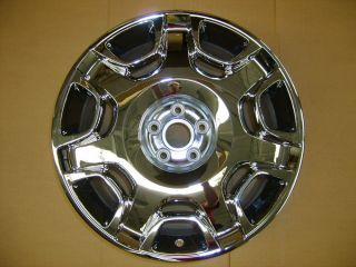 Bentley Original Factory Chrome Wheel for Cont Flying Spur Model 19x9 ET41
