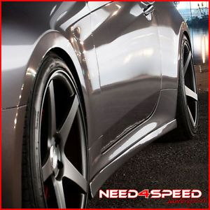 "19"" Infiniti G37 Sedan Avant Garde M550 Concave Staggered Wheels Rims"