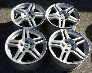 2004 2008 Acura TL TSX Honda Accord Wheels Factory Original Rims 5x114 3