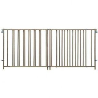 Extra Wide Stairway Swing Gate Baby & Kids