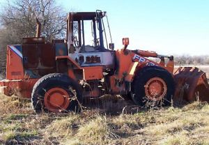 Fiat Allis Wheel Loader Hitachi FR130 2 Rear Axle 1995