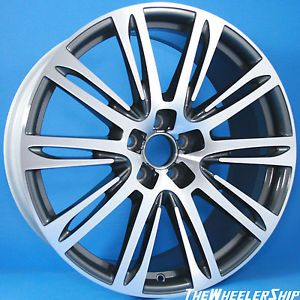 "Audi A7 2012 2013 20"" x 9"" Factory Stock Wheel Rim 58871"