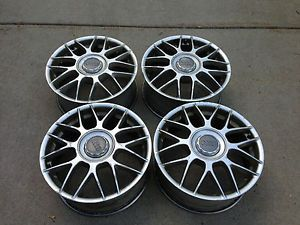"17"" BBs RC Wheels Rims Audi A6 A4 A8 5x112 Made in Germany VW Mercedes"