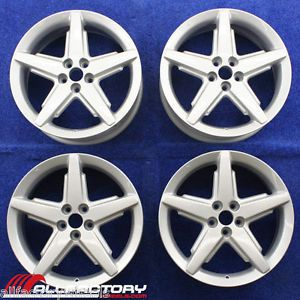 "Chrysler PT Cruiser 2005 2006 Town Country 2011 17"" Set Rims Wheels 2252"