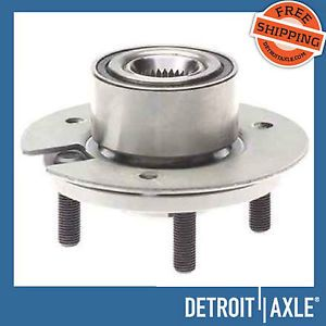 Brand New Front '84 '90 Dodge Chrysler Plymouth Wheel Hub Assembly Non ABS