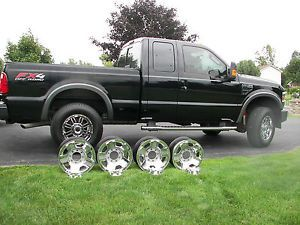 Ford Super Duty Rims