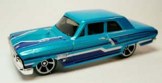 1964 Ford Thunderbolt 1 64 Scale Diecast Model from Hot Wheels HW Showroom