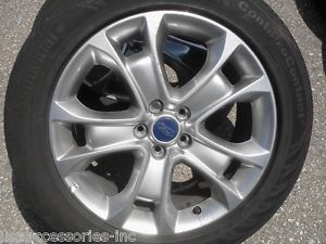 "2013 18"" Ford Escape Wheels Rims and Tires"