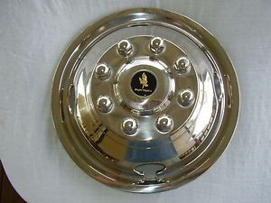 Motorhome E350 E450 Ford Dodge Chevy Wheel Cover Center Hubcap Eagle Flight RV