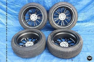 "2013 Scion Fr s 17"" Rims Wheels Set 17x7 48 5x100 FRS BRZ 4UGSE 8004"