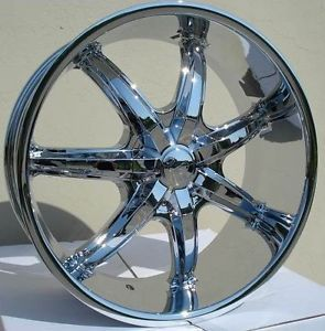 20 inch U35S Chrome Wheels Rims Nissan Altima Maxima