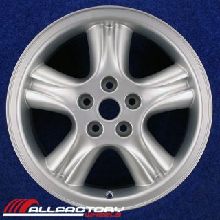 "Jaguar XJ8 XJR XJ 18"" 1998 1999 2000 2001 2002 2003 Factory Rim Wheel 59695"