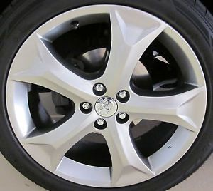 "Genuine Toyota Lexus Venza 20"" Wheels Rims with Tires Very Clean Very Nice"