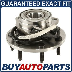 Brand New Premium Front Wheel Hub Bearing Ford F150 F250 4x4 7 Stud ABS