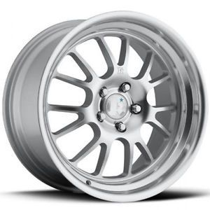 18 Klutch SL14 Silver Rims Wheels Volkswagen VW Jetta 18x8 5 5x112 Offset 42