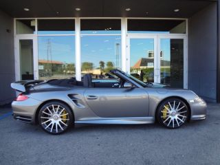 Porsche 911 Turbo Wheels