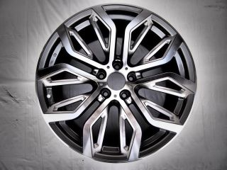 20x10 Set of x6 Style Wheels for BMW x5 X6