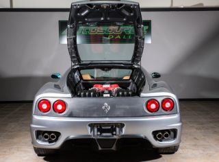 2000 Ferrari 360 Challenge Grill Chrome Wheels We Finance