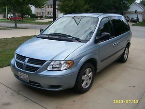 2005 Dodge Caravan SXT with Many New Parts in Good Condition One Owner