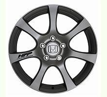 "07 Honda Civic Coupe SI 18"" Genuine HFP R7 Alloy Wheel"
