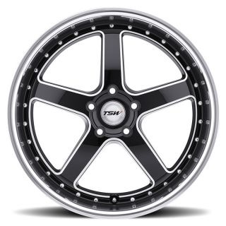 "19"" TSW Carthage Wheels Rims Fit Scion Fr s TC XD Toyota Celica Corolla Matrix"