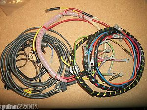 New Vintage Outboard Motor Wiring Harness Parts Chrysler Mercury Force