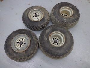 1998 Honda Fourtrax TRX300 2x4 TRX 300 Wheels Tires Rims