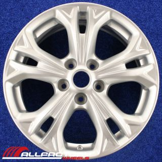 "Ford Fusion 17"" 2012 12 Factory Wheel Rim Silver 3871"