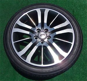 Range Rover Wheels Tires 20