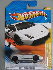 Hot Wheels Lamborghini Gallardo