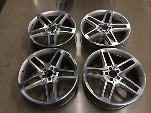 2012 Mercedes Benz GLK 20 inch Wheels