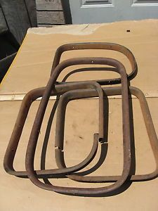 Window Garnesh Misc Parts 1930's Chevy Dodge Plymouth Street Rod Hot Vintage Old