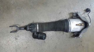 Bentley Continental GT Flying Spur Left Front Air Shock Strut 2003 12 3W2616002A