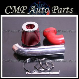 1995 1996 1997 Chevy Camaro Pontiac Firebird 3 8L Air Intake Kit Systems Red