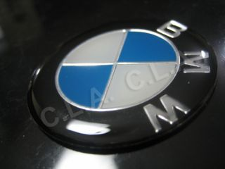 BMW Steering Wheel Emblem