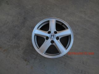 "Honda Accord 16"" OEM Rim"