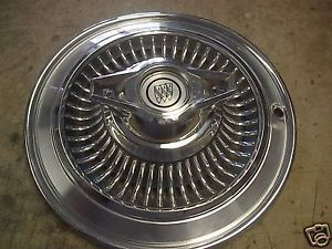 "1964 64 Buick Special Hubcap Wheel Cover 14"" Spinner OE"
