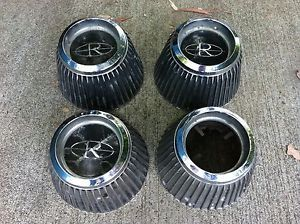Vintage 1966 1967 1968 1969 Buick Riviera Rally Wheel Center Caps Wildcat GM