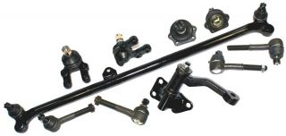 Steering Suspension Parts Tie Rods Ball Joints Nissan