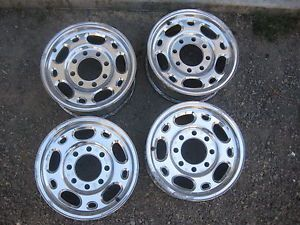 "Chevy Silverado HD2500 3500 16"" Wheels Rims GMC Sierra 16"" Stock 8 Lug x6 5"""