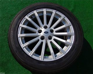 4 Genuine Authentic Original Factory Range Rover Sport Wheels New Tires Land