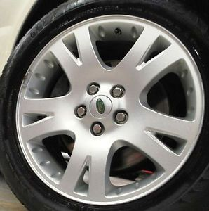 "Range Rover Sport Genuine 19"" 5V Spoke Alloy Wheel Set"